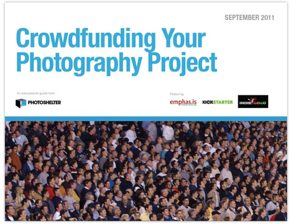 Crowdfunding Your Photography Project