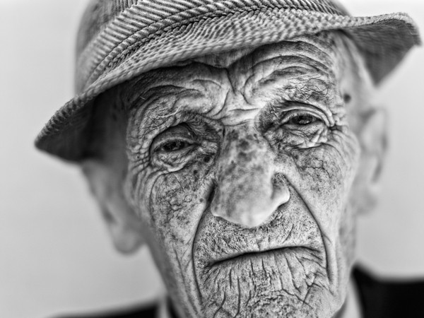 Friday Happy Hour: Portraits of Life Over 80 & More