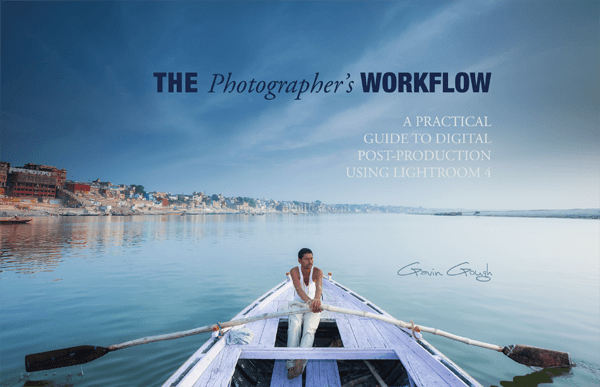 Introducing Gavin Gough's New eBook, The Photographer's Workflow