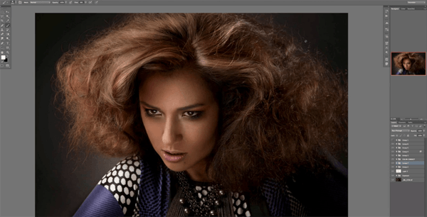 Video Demo: Stylizing Your Portrait Photography in Photoshop
