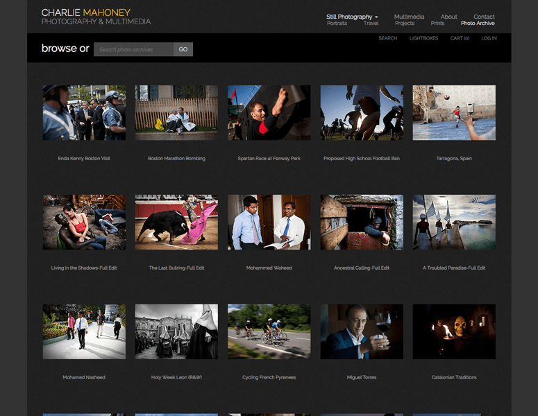 How To Combine WordPress And PhotoShelter To Build Your Photographer Website