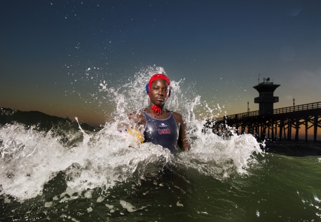 Gina Levay Traveled the World to Photograph First-Time Olympians