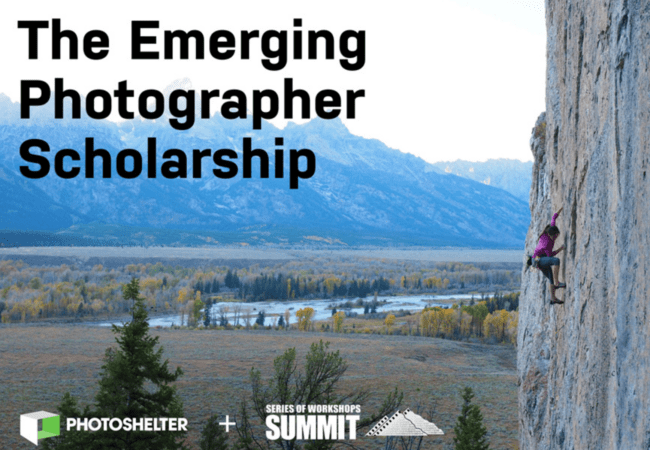 3 Scholarship Opportunities for Emerging Photographers