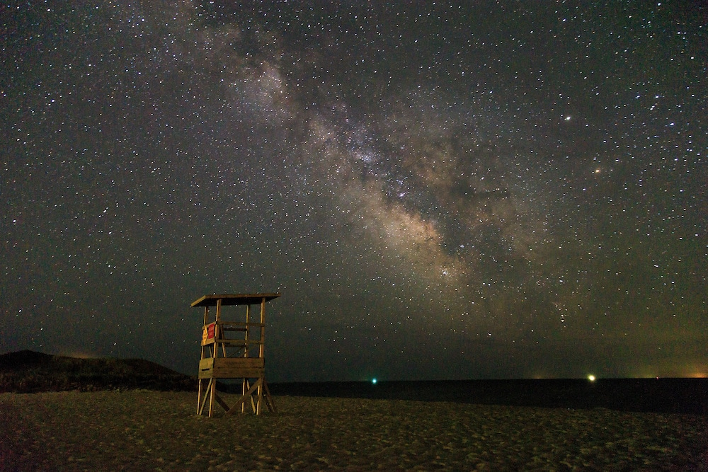 Kevin Berry's copyrighted images of the Milky Way