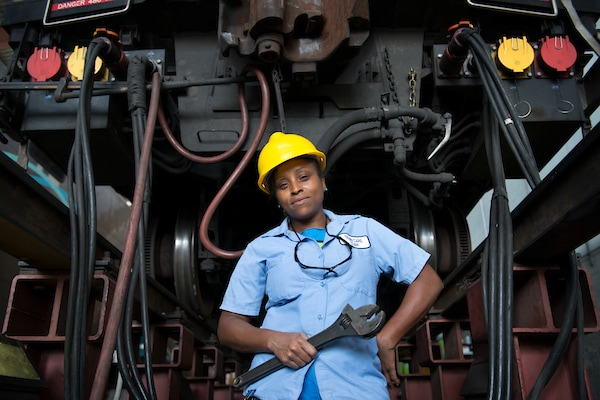 Photos of Hardworking Women: Lillia Wallace by Photographer Deanne Fizmaurice