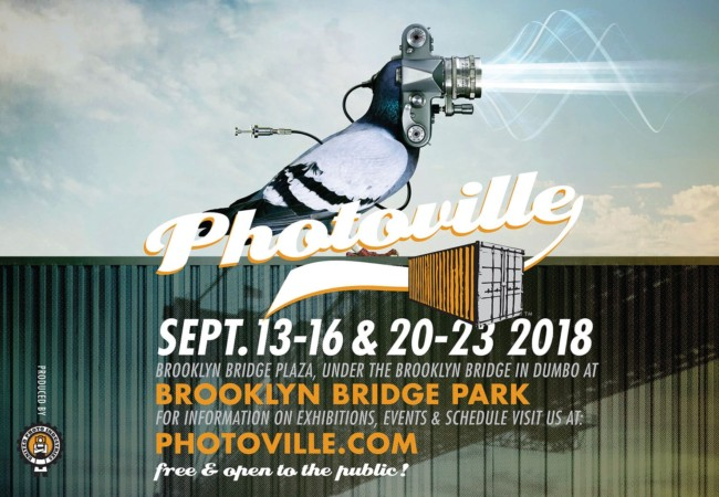Announcing 6th Annual Luminance Talks at Photoville: Sept 14th in NYC