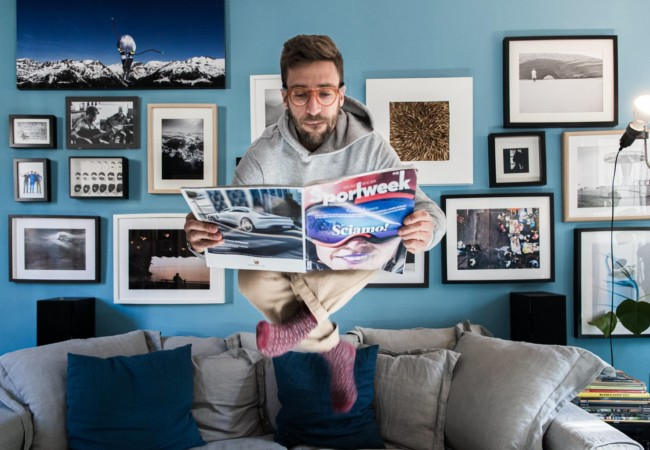 Mastering the Self Portrait: 4 Photographers Doing It Right