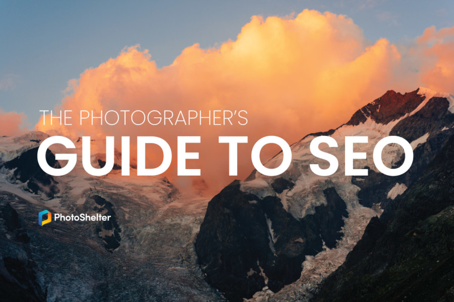 New Guide! The Photographer's Guide to SEO