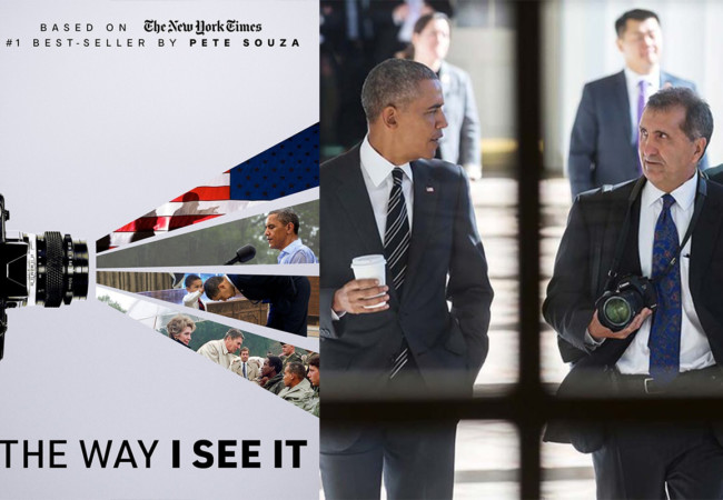 "Podcast: Pete Souza Recounts History in ""The Way I See It"""