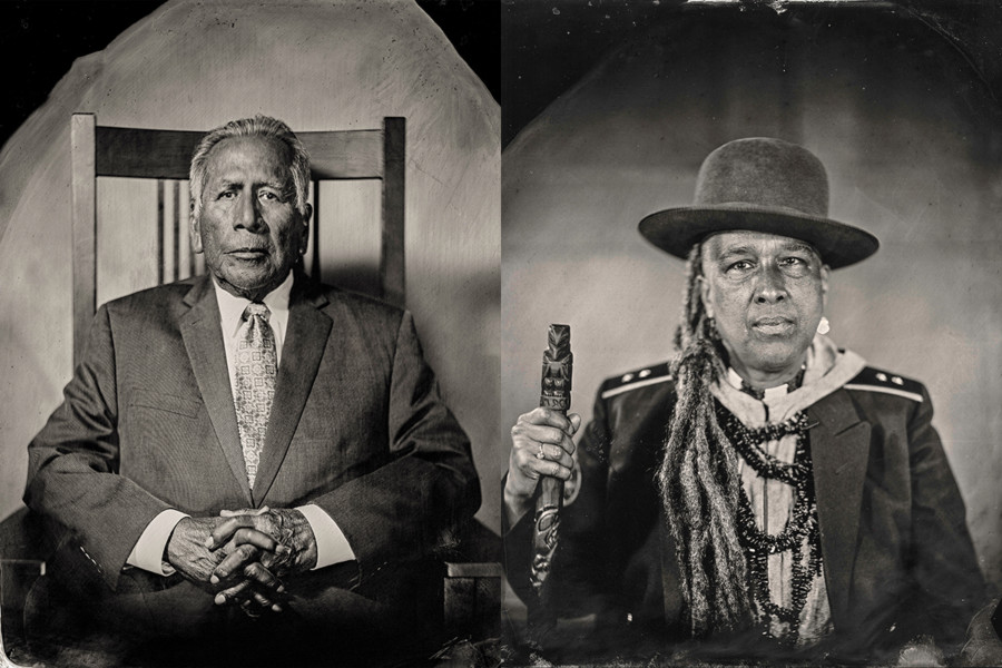 """""""What If Indians Invented Photography?"""" An Exploration of Identity and Photographic Practices by Indigenous Photographer Will Wilson"""